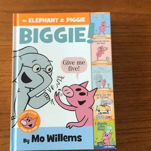 Other - Elephant and Biggie book